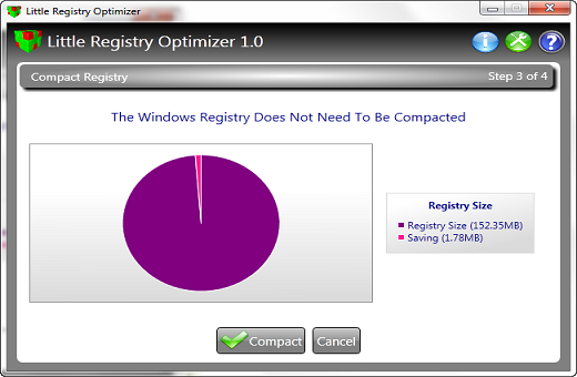 Little Registry Optimizer